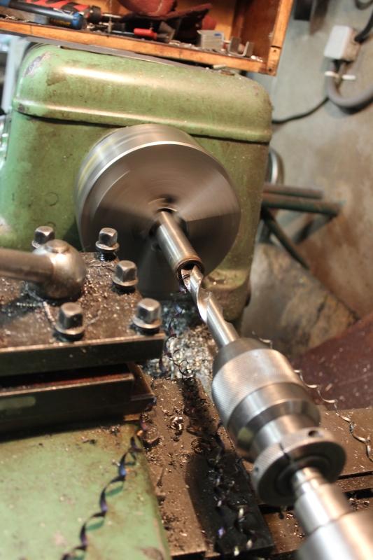 Bras oscillant de 850 TRX adapté pour une 350 RD/LC Ph14_i11