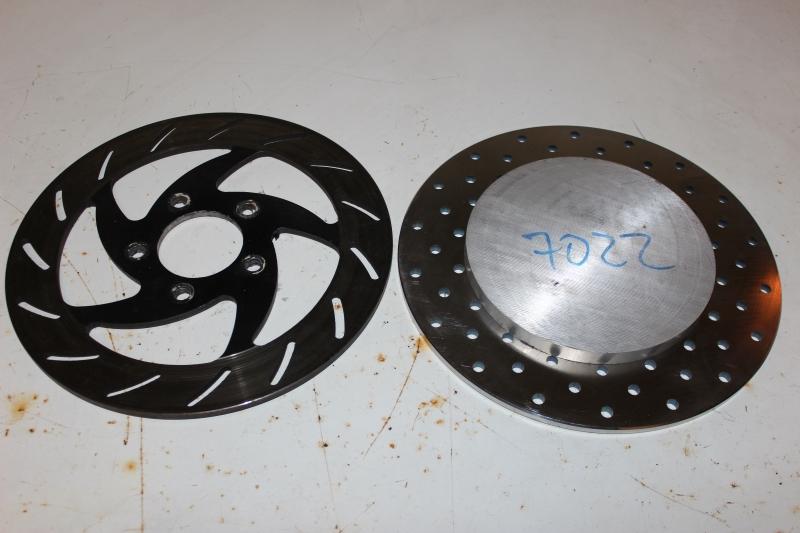 Solutions pour des disques de frein sur mesure. Ph16_i19