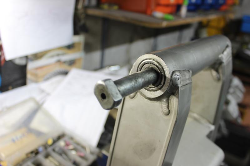 Bras oscillant de 850 TRX adapté pour une 350 RD/LC Ph17_i11