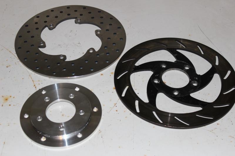 Solutions pour des disques de frein sur mesure. Ph17_i20
