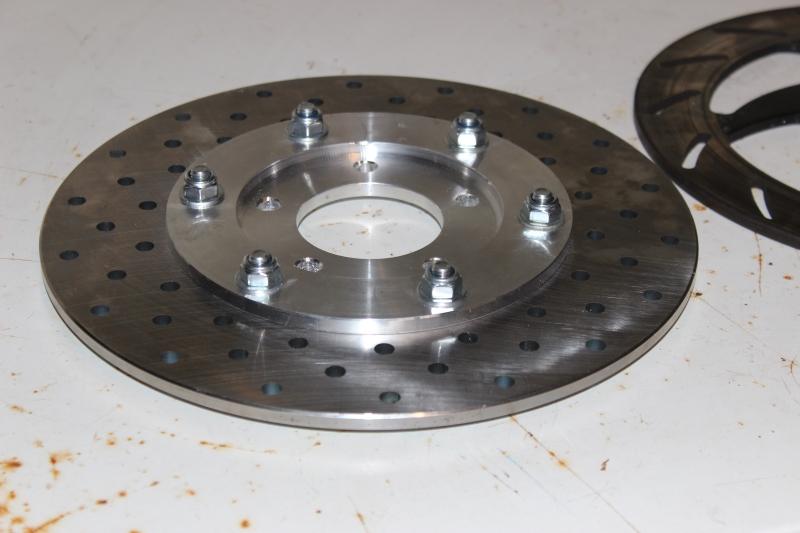 Solutions pour des disques de frein sur mesure. Ph18_i16