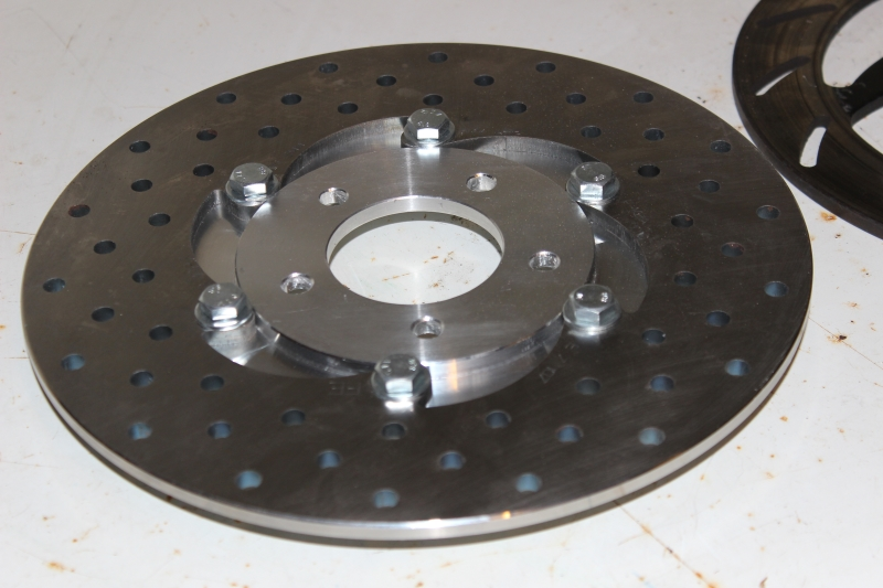Solutions pour des disques de frein sur mesure. Ph19_i16