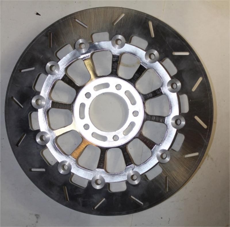 Solutions pour des disques de frein sur mesure. Ph24_d10