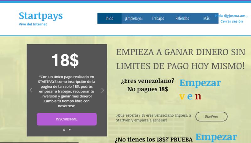 Startpays $ Startp11