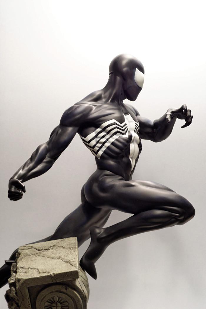 Transfo statue Spiderman au 1/6ème Spider10