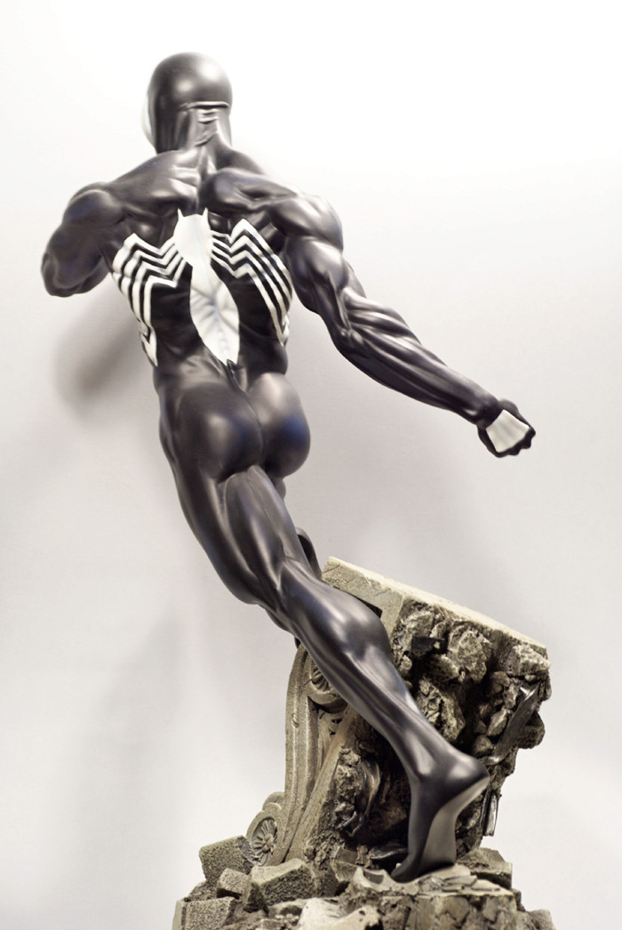 Transfo statue Spiderman au 1/6ème Spider11