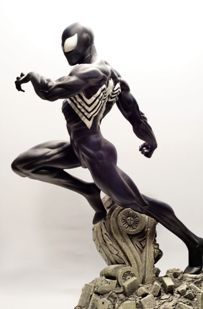 Transfo statue Spiderman au 1/6ème Spider12