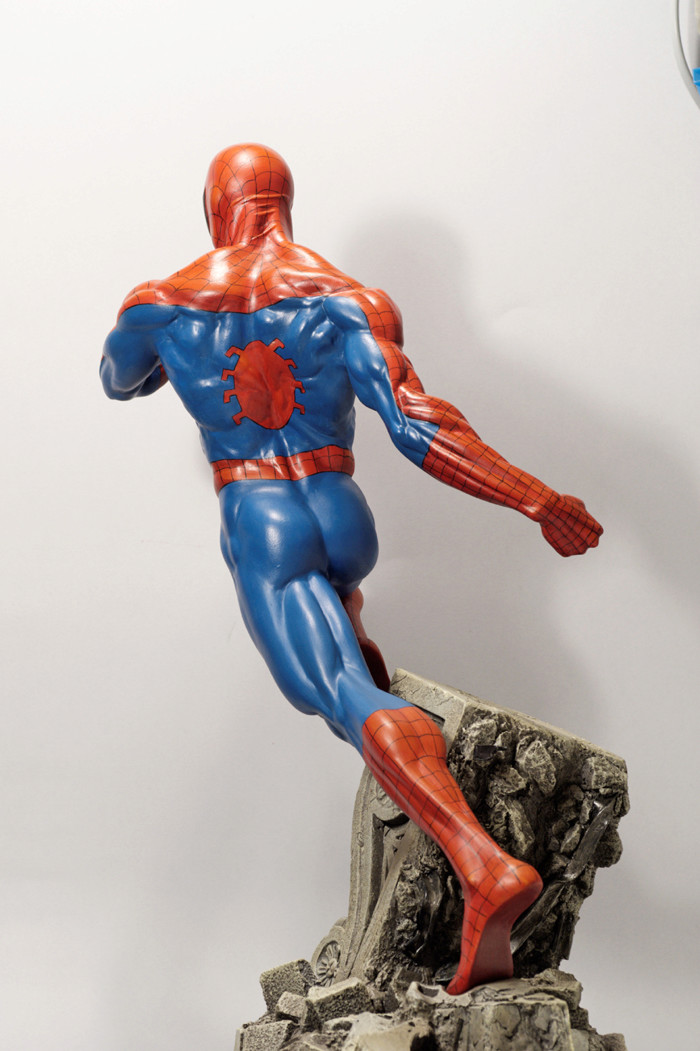 Transfo statue Spiderman au 1/6ème Spider26