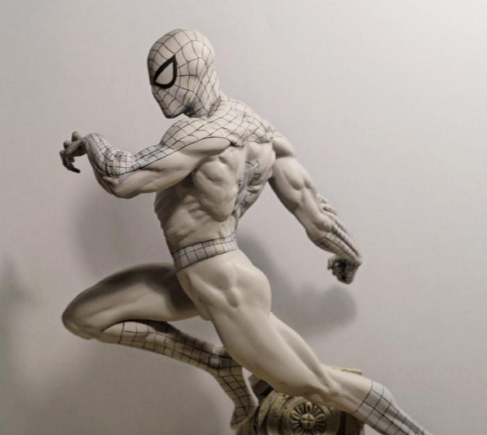 Transfo statue Spiderman au 1/6ème Spidey10