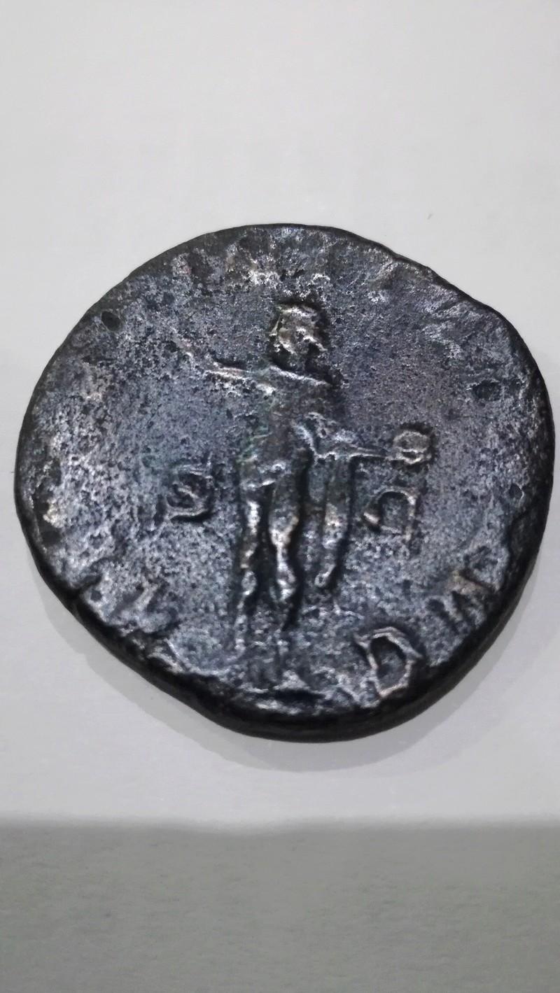 Sestercio de Gordiano III. AETERNITATI AVG. Sol a izq. Roma Img_2013