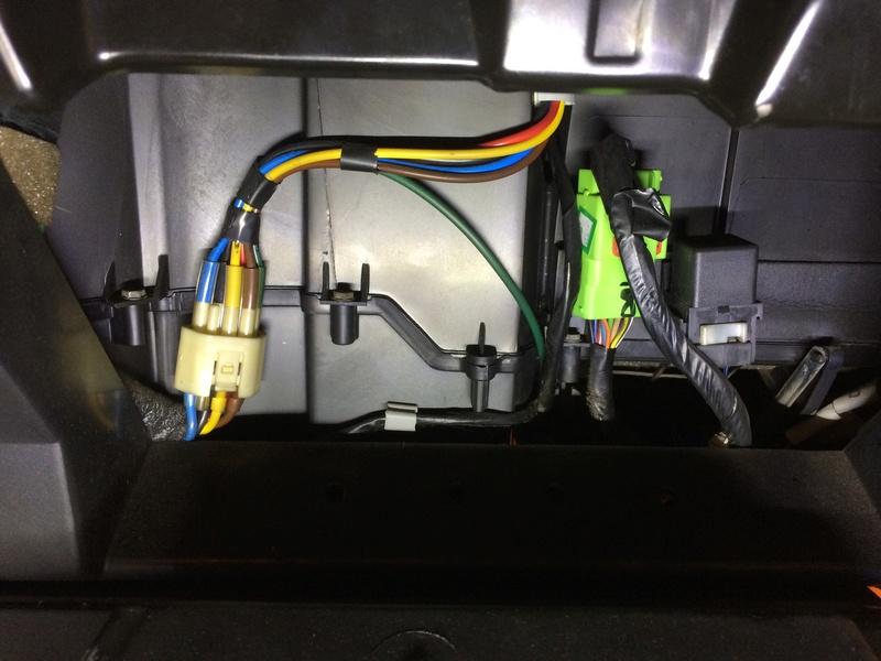 Pas de chauffage dans ma Jeep Cherokee XJ Image12