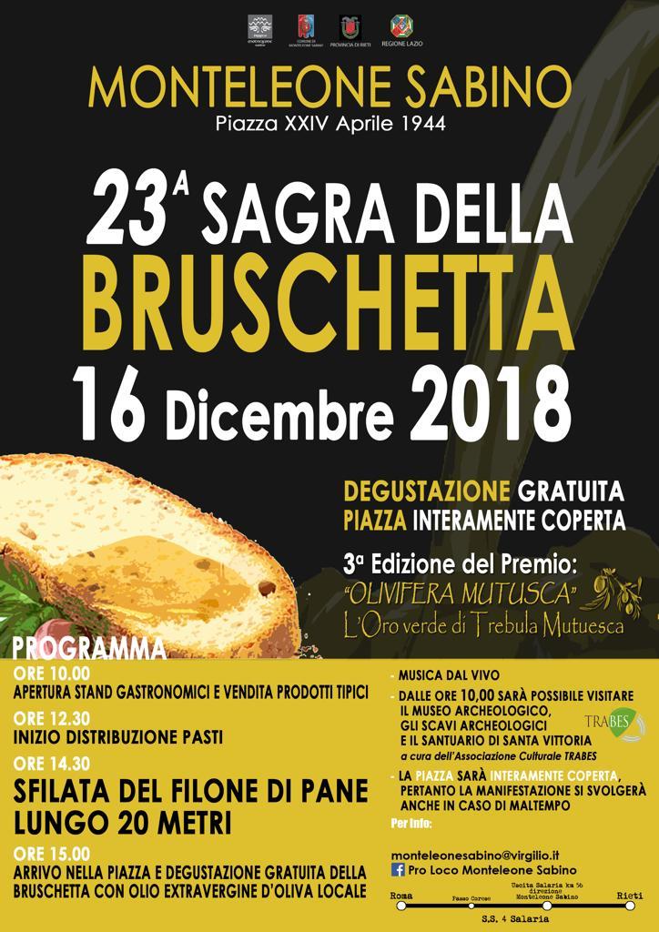 23° SAGRA DELLA BRUSCHETTA- MONTELEONE SABINO (RI) Brusch10