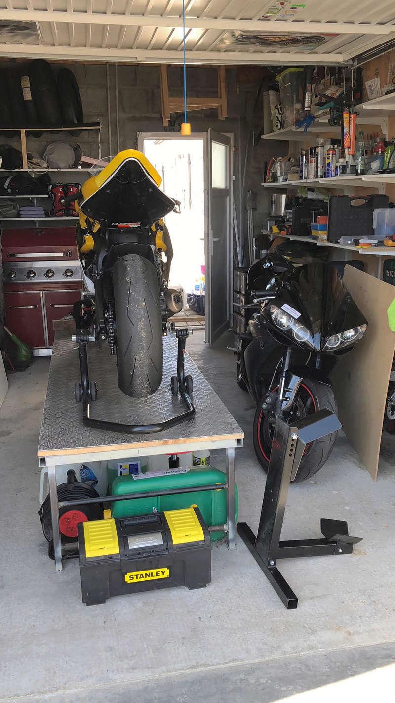 Pont de levage,table travail et autre leve moto Unname13