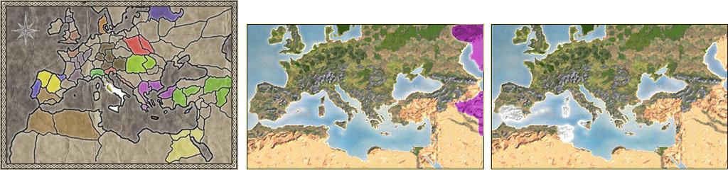Mapas del Rome en la gran campaña Mapas_10
