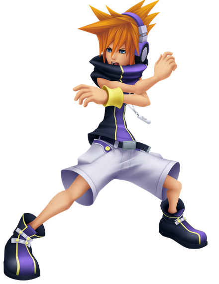 Neku Sakuraba (The World Ends With You) Discussion Neku_s12