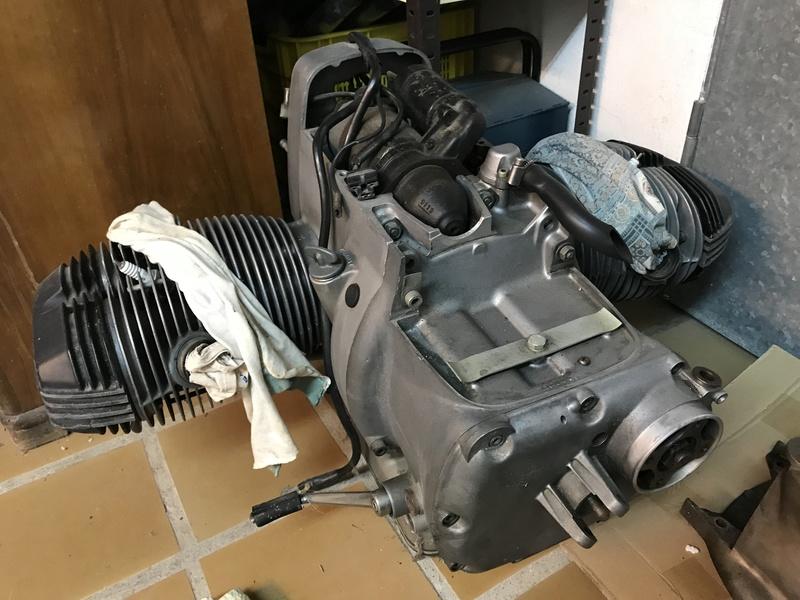 **VENDIDA**  BMW R90/6 en proceso de restauración Img_7210