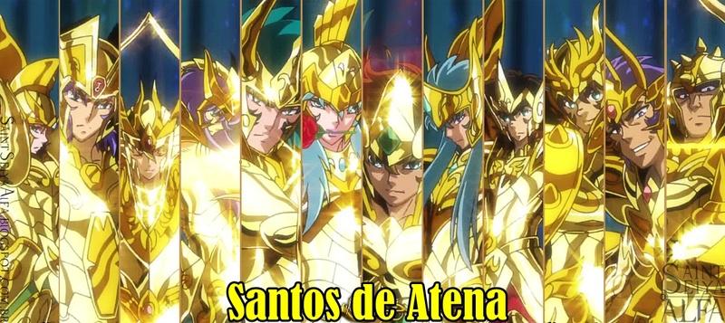 CDZ Santos de Atena RPG