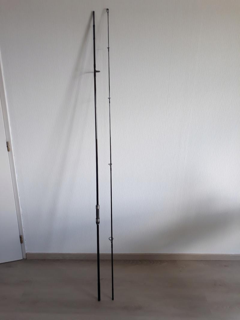 Daiwa infinity slim power 12 pieds 2lb 20180610