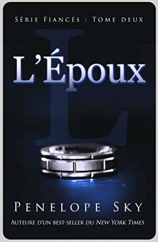 FIANCES (Tome 02) L'EPOUX de Penelope Sky 41bdxj10