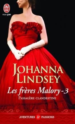LES FRERES MALORY (Tome 03) PASSAGERE CLANDESTINE de Johanna Lindsey Les-fr12