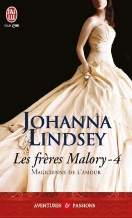 LES FRERES MALORY (Tome 04) MAGICIENNE DE L'AMOUR de Johanna Lindsey Les-fr13