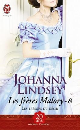 LES FRERES MALORY (Tome 08) LES TRESORS DU DESIR de Johanna Lindsey Les-fr17