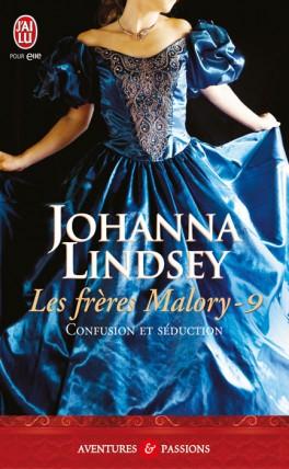 LES FRERES MALORY (Tome 09) CONFUSION ET SEDUCTION de Johanna Lindsey Les-fr18