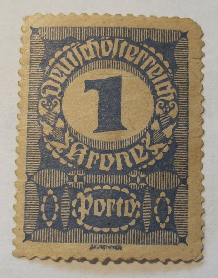 Porto Marke Deutschöstereich Gilgho17