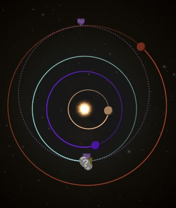 Se mettre en orbite autour de Mars Snapsh10