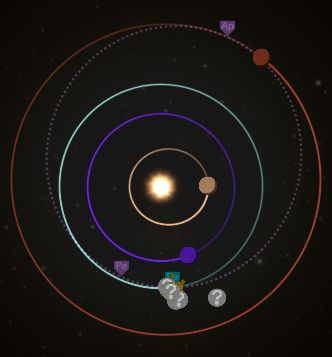 Se mettre en orbite autour de Mars Snapsh11