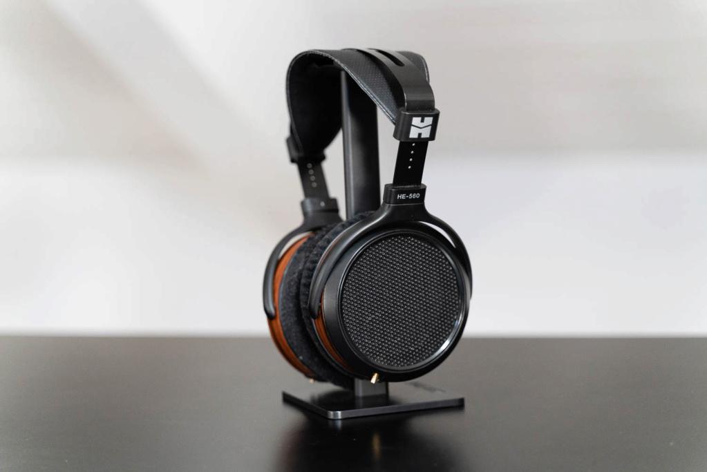 [CZ + SPEDIZIONE] HiFiman HE560 cuffia aperta + accessori (venduta) Dsc05710