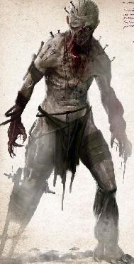 Elfeledett Arcok Ghoul10