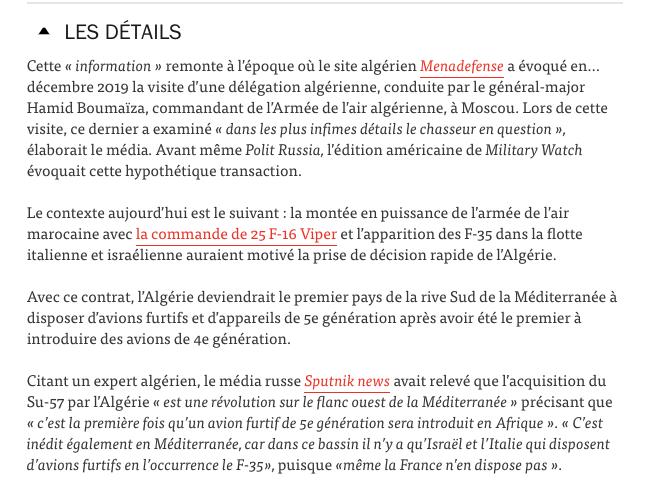 Armée Algérienne (ANP) - Tome XIV - Page 14 Captur26
