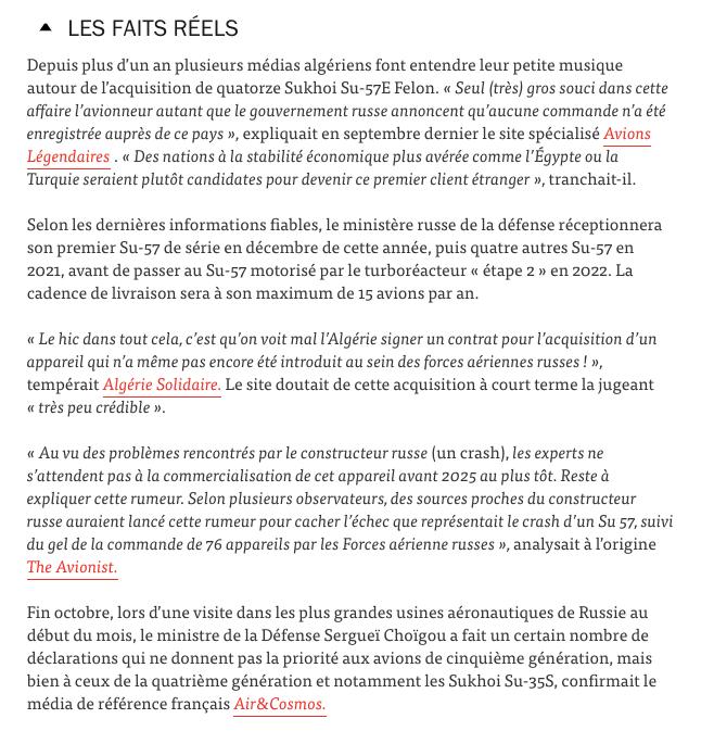 Armée Algérienne (ANP) - Tome XIV - Page 15 Captur27