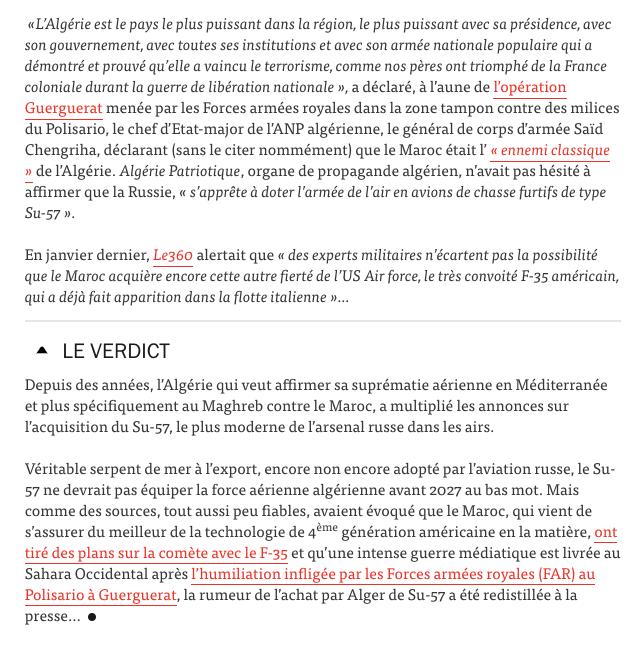 Armée Algérienne (ANP) - Tome XIV - Page 15 Captur28