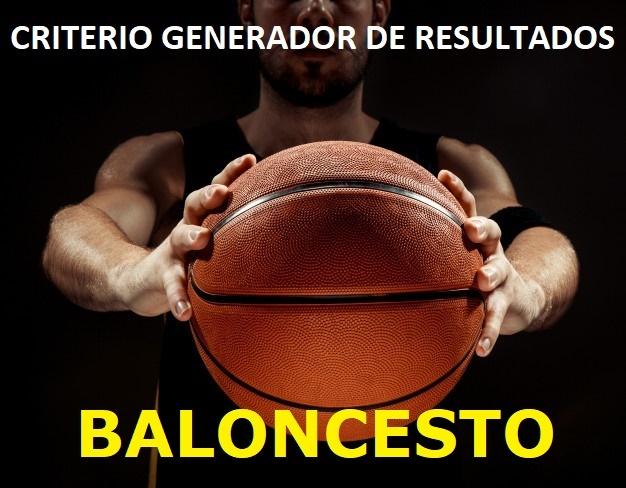 CRITERIO GENERADOR DE RESULTADOS - BALONCESTO Cgr_ba10