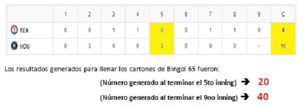 CRITERIO GENERADOR DE RESULTADOS - BEISBOL Cgr_be17