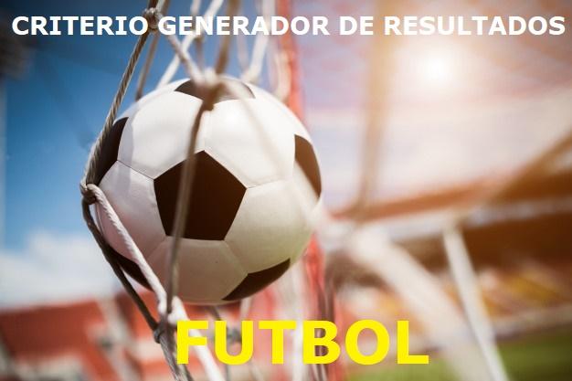 CRITERIO GENERADOR DE RESULTADOS - FUTBOL Cgr_fu14