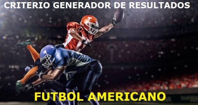 CRITERIO GENERADOR DE RESULTADOS - FUTBOL AMERICANO Cgr_fu15