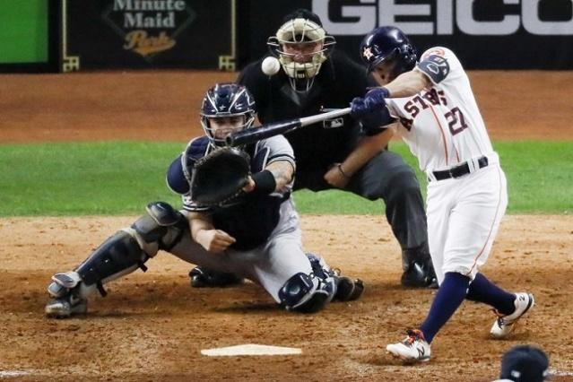 El asesino de los Yankees, José Altuve, vuelve a ser enorme para los Astros Jose_a10