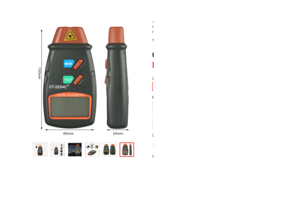 Réglage outils tour - Page 2 Tachy10
