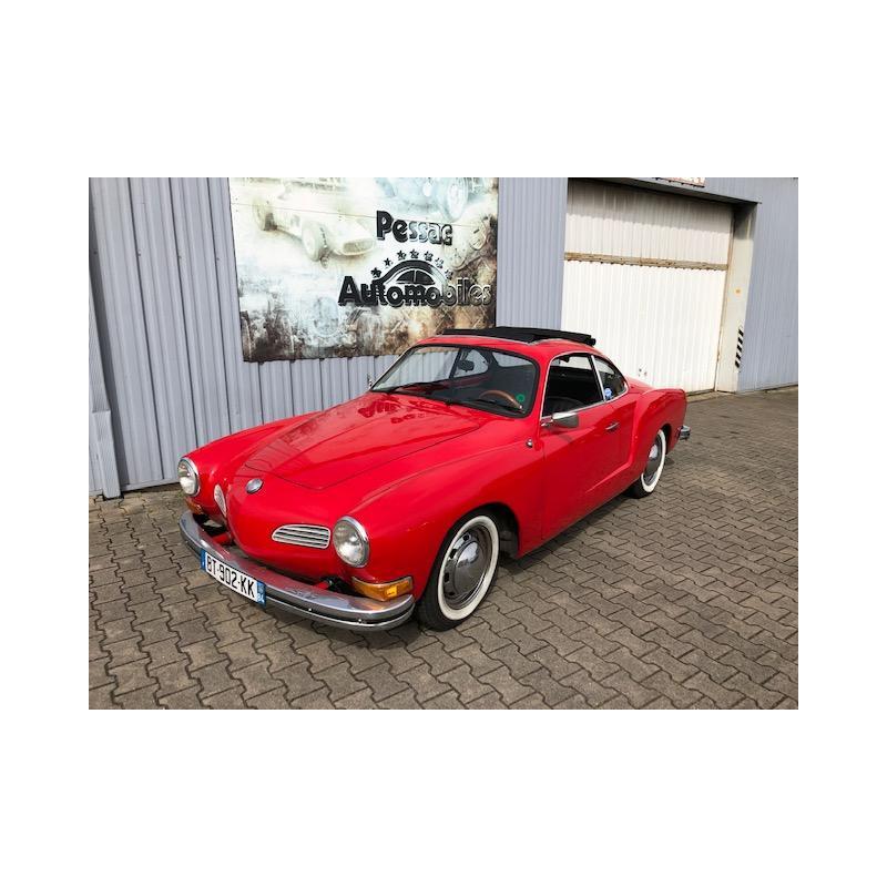 1974 : une des dernières Volksw10