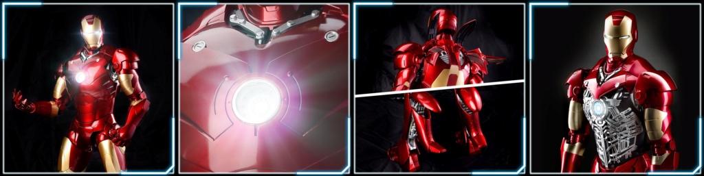 Construisez l'armure mythique de Tony Stark - Altaya Detall10