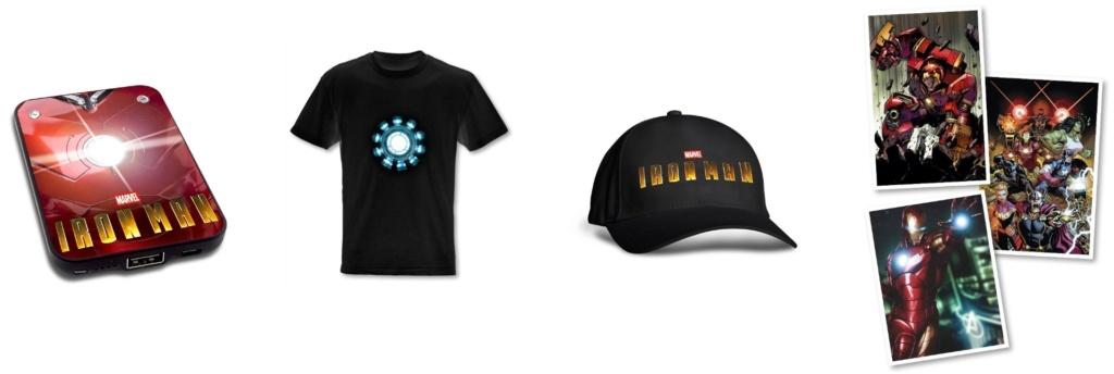 Construisez l'armure mythique de Tony Stark - Altaya Regalo10