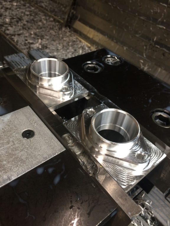 Milling some new inlet manifolds  Img_1114