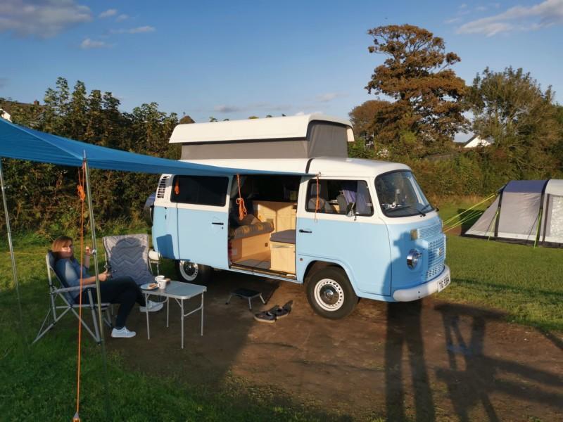 Blue Bay, Blue Sky 20191010