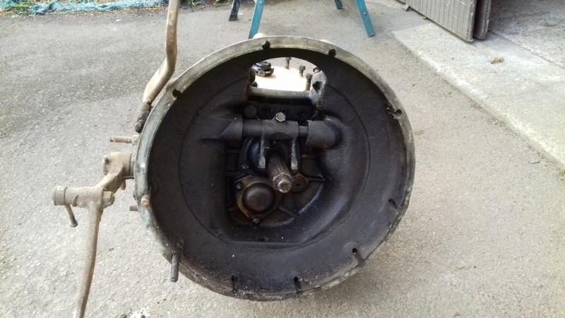 restauration - Restauration d'une Talbot M67 20200519