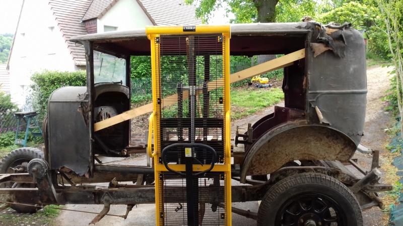 restauration - Restauration d'une Talbot M67 20200526