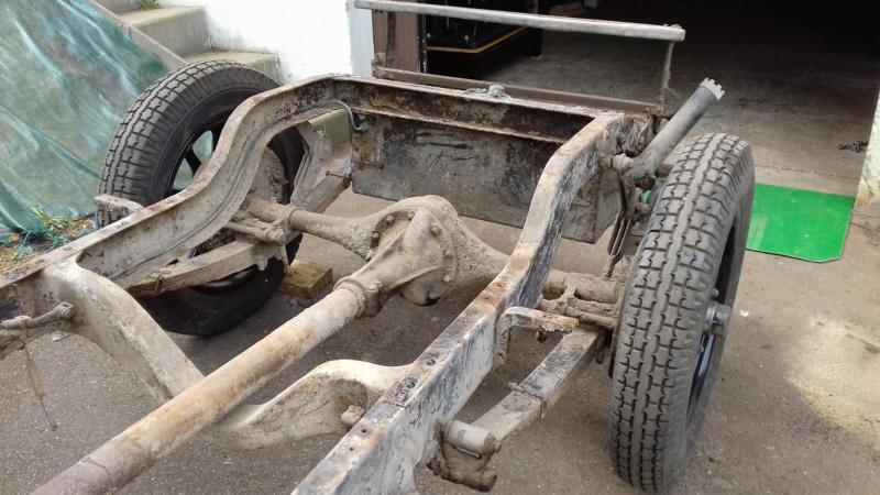 restauration - Restauration d'une Talbot M67 20200527