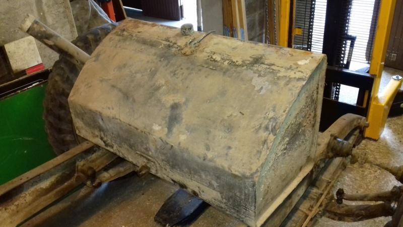 restauration - Restauration d'une Talbot M67 20200530